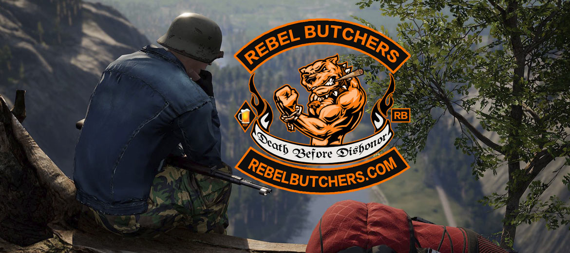 SCUM - Rebel Butchers Online